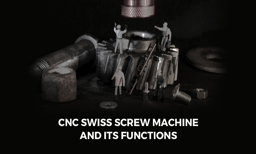 Swiss Screw Machine
