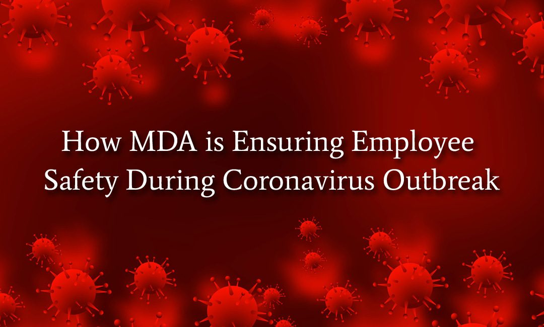How We Keep Employees Safe During Coronavirus Outbreak